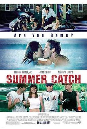Summer Catch - Theatrical release poster