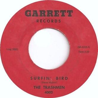 Surfin' Bird - Image: Surfin' Bird
