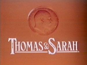 Thomas & Sarah - Image: T&S Credits