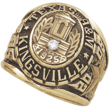 Sam Houston State University Official Class Ring