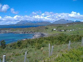 Alexander Robertson & Sons - 'Tarskavaig', Isle of Skye