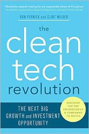 The Clean Tech Revolution - Image: The Clean Tech Revolution