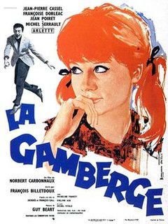 1962 film directed by Norbert Carbonnaux