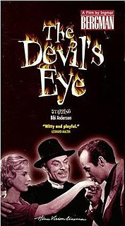 <i>The Devils Eye</i> 1960 film