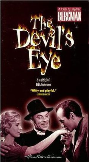 The Devil's Eye - Film poster