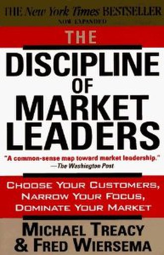 The Discipline of Market Leaders - Image: The Discipline of Market Leaders