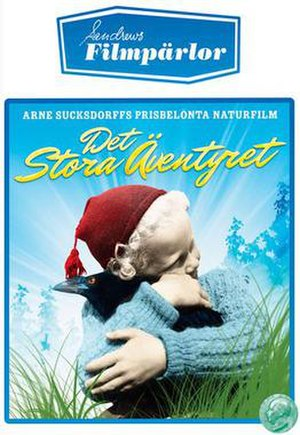 The Great Adventure (1953 film) - Swedish DVD cover.