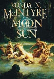 <i>The Moon and the Sun</i> novel by Vonda McIntyre