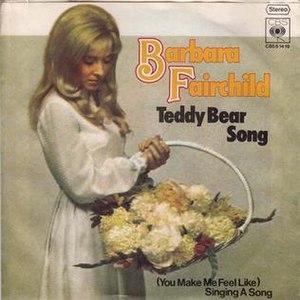 The Teddy Bear Song - Image: The Teddy Bear Song