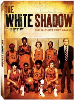 <i>The White Shadow</i> (TV series) television series