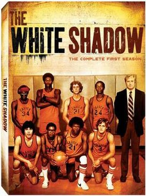 The White Shadow (TV series) - DVD cover