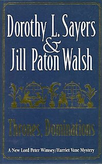 Early paperback edition cover