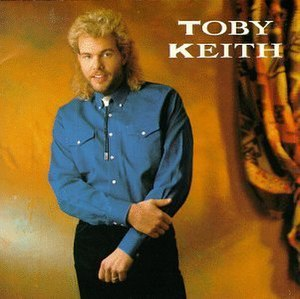 Toby Keith (album) - Image: Toby Keith CD