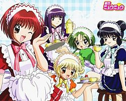 List of Tokyo Mew Mew characters - Wikipedia