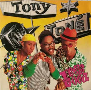 Feels Good - Image: Tony Toni Tone Feels Good