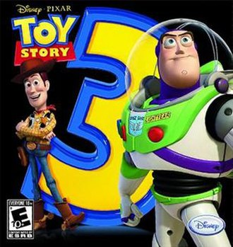 Toy Story 3: The Video Game - Image: Toy Story 3 Cover Art