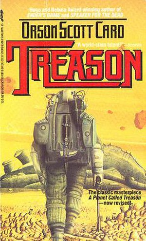A Planet Called Treason - St Martins; Paperback (March 1990)