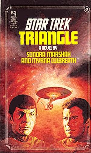 Triangle (novel) - Image: Triangle (novel)