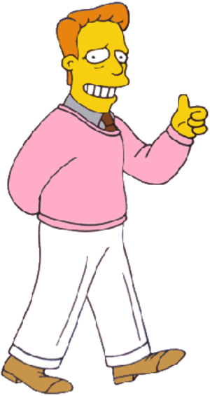 Troy McClure - Image: Troymcclure