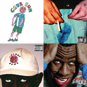 Cherry Bomb (album) - Image: Tyler's The Creator's Cherry Bomb Alternate Covers