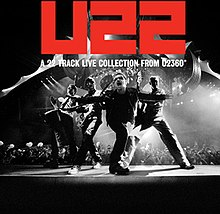 U22 A 22 Track Live Collection from U2360°.jpg