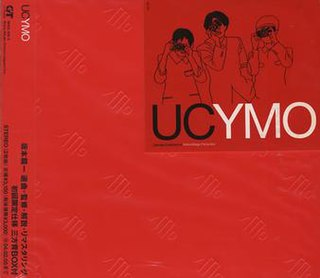 <i>UC YMO: Ultimate Collection of Yellow Magic Orchestra</i> 2003 compilation album by Yellow Magic Orchestra