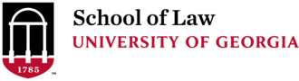 University of Georgia School of Law - Image: UGA Law Logo