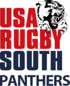 USA Rugby South Panthers logo.png