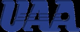 University Athletic Association - Image: University Athletic Association logo