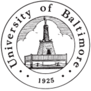 University of Baltimore - University Seal