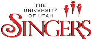 University of Utah Singers - Image: Uof U Singers logo