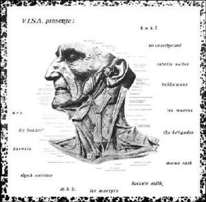 V.I.S.A. Présente - Image: VISA (compilation) LMB