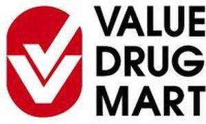 Value Drug Mart - Image: Value Drugs Logo