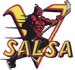 Victoria Grizzlies - Victoria Salsa Logo
