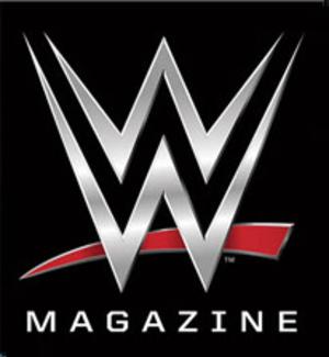 WWE Magazine - Image: WWE Mag Logo 2014