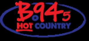 WYDB - Image: WYDB B945 logo