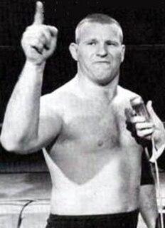 Waldo Von Erich Canadian professional wrestler