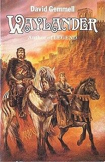 <i>Waylander</i> (novel) novel by David Gemmell