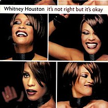 Image result for It's Not Right, But It's Okay - Whitney Houston