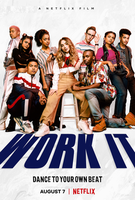 Picture of a movie: Work It
