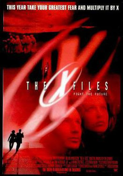 Picture of a movie: The X Files