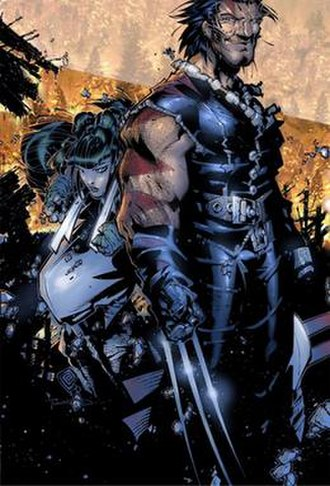 Age of Apocalypse (limited series) - Image: XMAOA001
