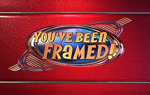 You've Been Framed! - Title card (2010–14)