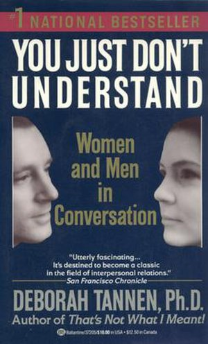 You Just Don't Understand - First paperback edition