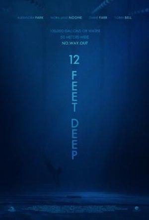 12 Feet Deep - Poster