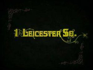 1 Leicester Square - Titlecard for 1 Leicester Square