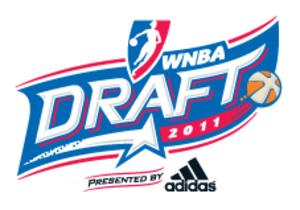 2011 WNBA draft - Image: 2011 WNBA Draft