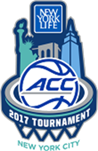 2017 ACC Men's Basketball Tournament - 2017 ACC Tournament Logo