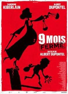 <i>9 Month Stretch</i> 2013 film by Albert Dupontel
