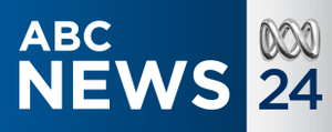 ABC News (TV channel) - ABC News 24 logo (22 July 2010 - 9 April 2017)